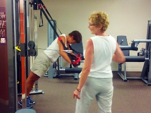 Personal fitness training in Deland Fl