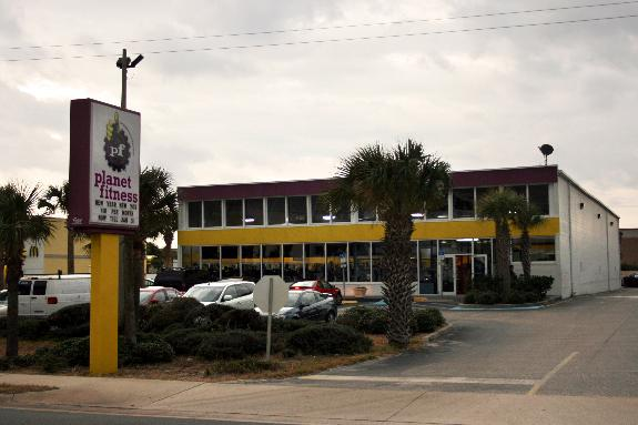 Planet fitness in Ormond Beach